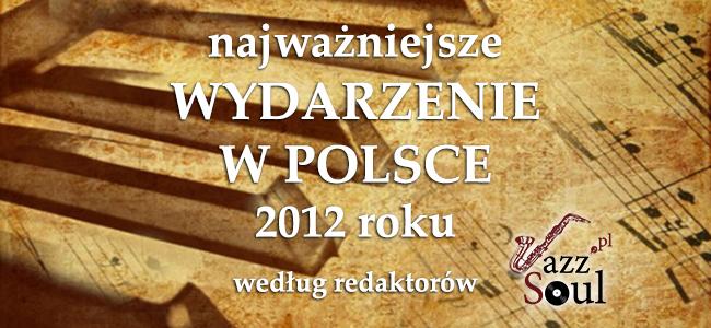podsumowanie 2012-wydarzenie