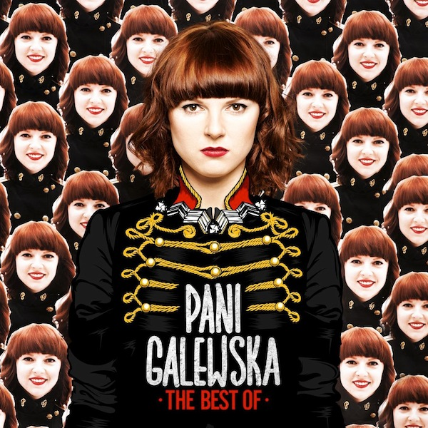 pani galewska the best of cover