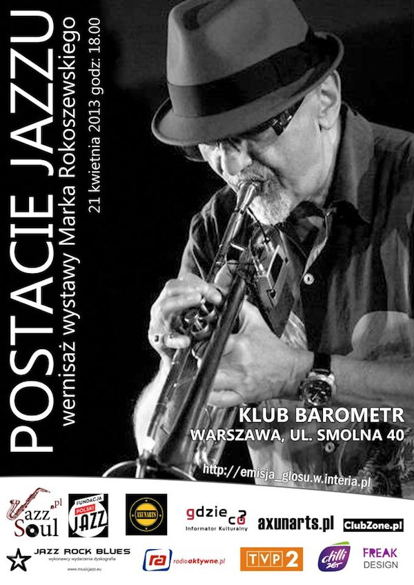 postacie jazzu wystawa barometr