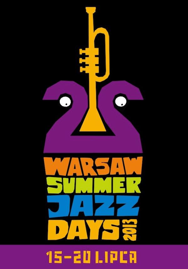 warsaw summer jazz days 2013 plakat
