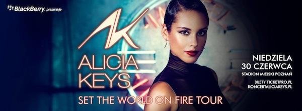 alicia keys Set The World On Fire