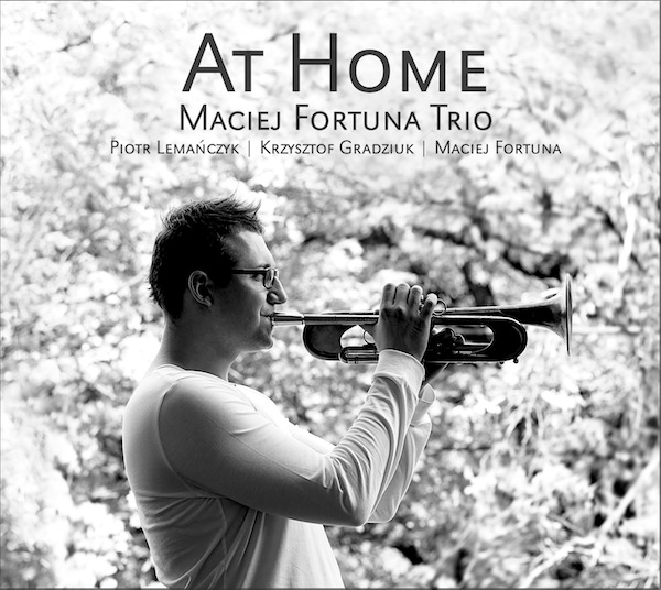 Maciej Fortuna Trio At-Home-okladka