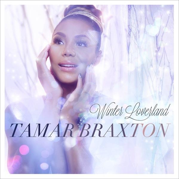 Tamar Braxton Winter Loverland cover