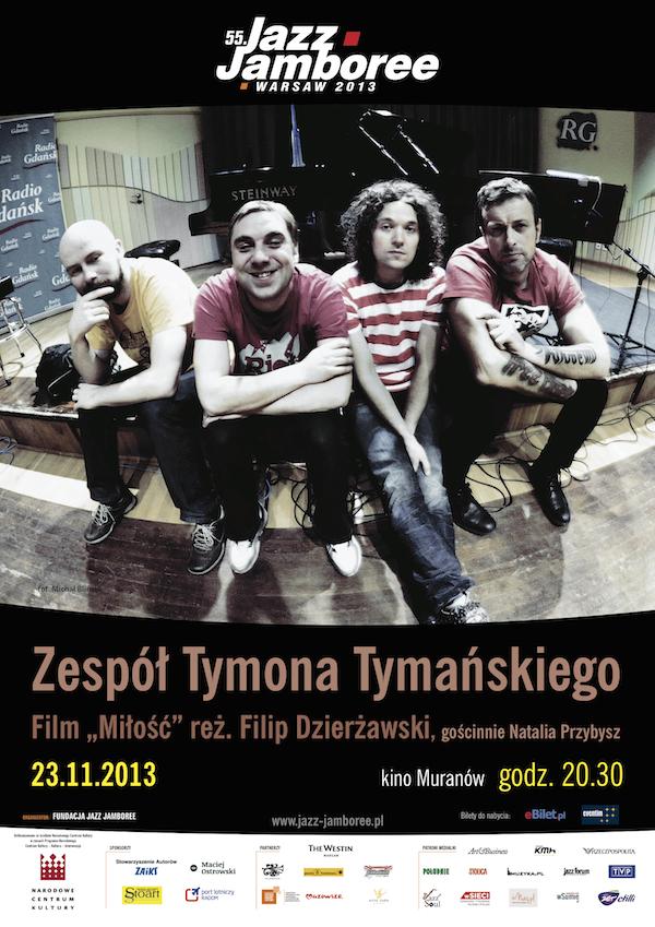 Jazz Jamboree 2013 - Tymon_Tymanski