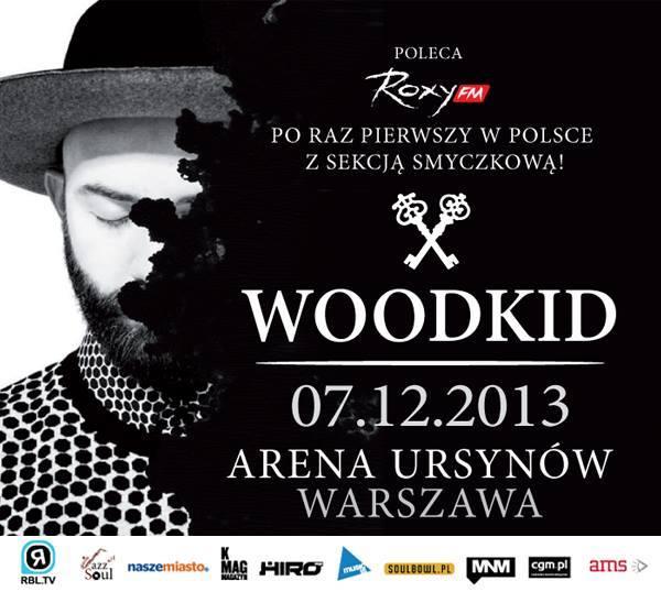 woodkid koncert plakat