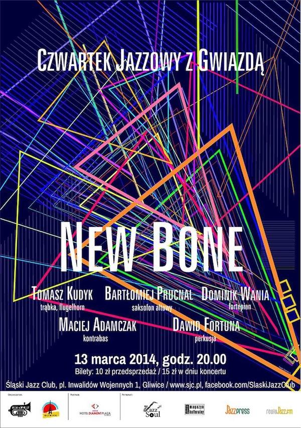 New Bone Czwartek Jazzowy ŚJC-kopia