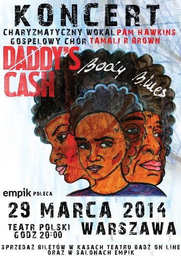 plakat daddy's cash wawa