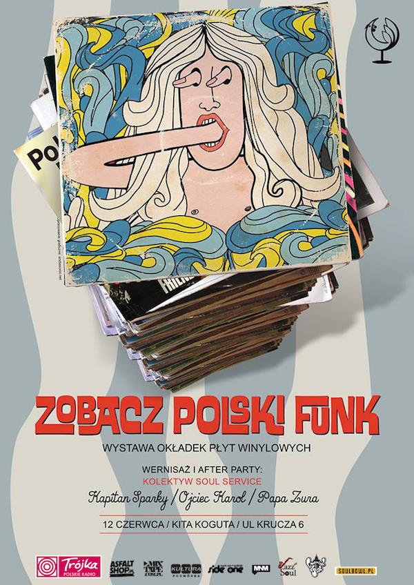 wystawa Soul Service_Zobacz Polski Funk