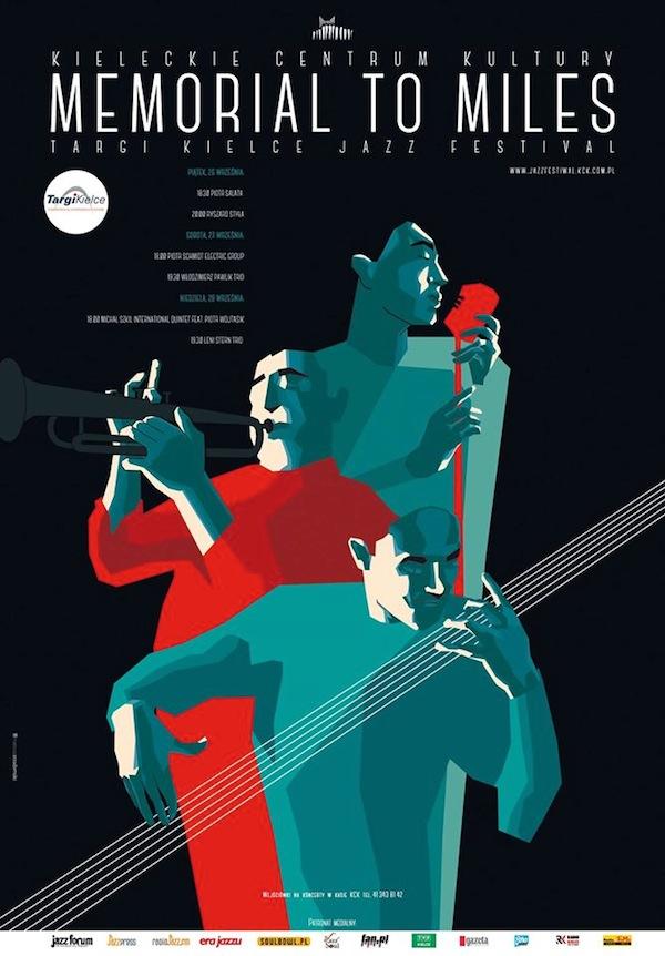 Memorial to Miles Targi Kielce Jazz Festiwal large