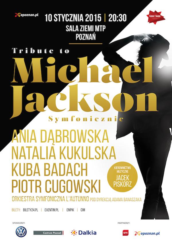 Michael Jackson - plakat
