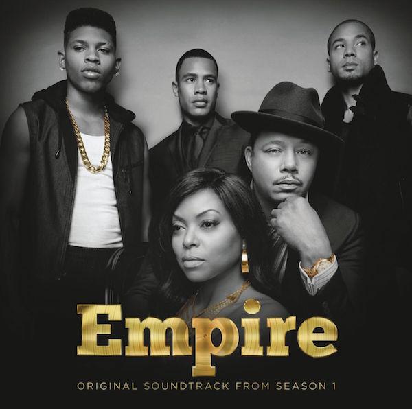 Empire - Soundtrack from Season 1 album cover