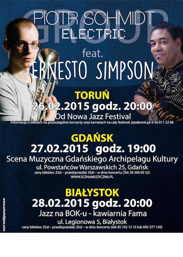 Piotr Schmidt Electric Group feat. Ernesto Simpson (2)