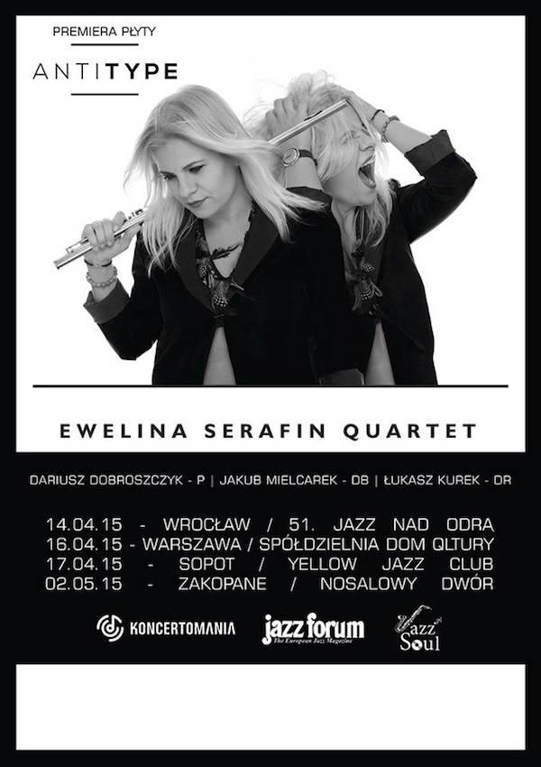 Ewelina Serafin Quartet plakat