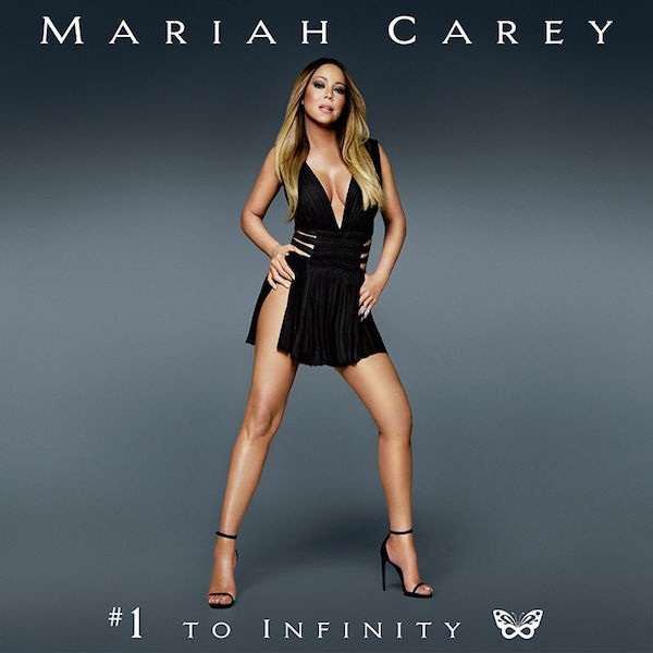 Mariah Carey 1 To Infinity album cover