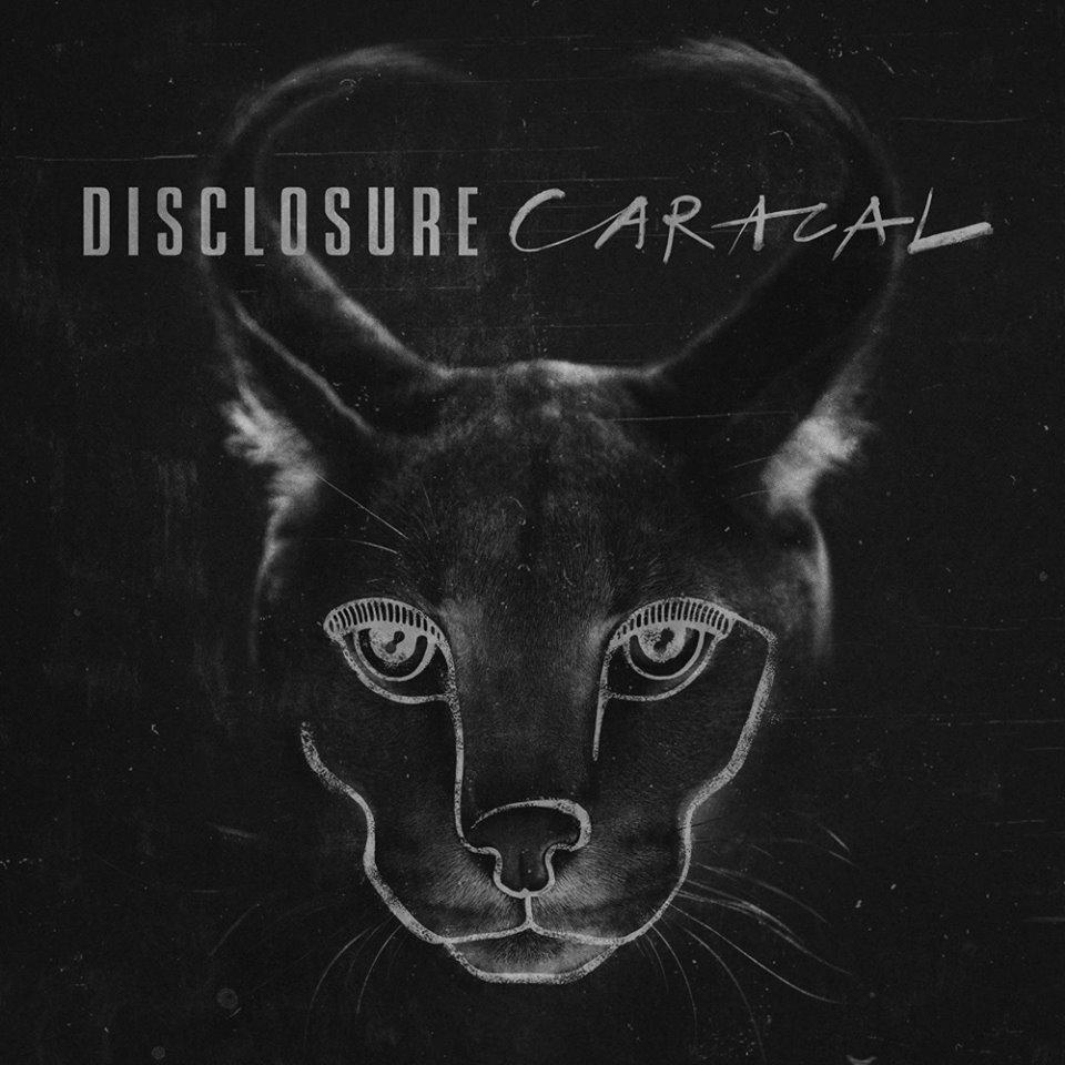 disclosure new album cover