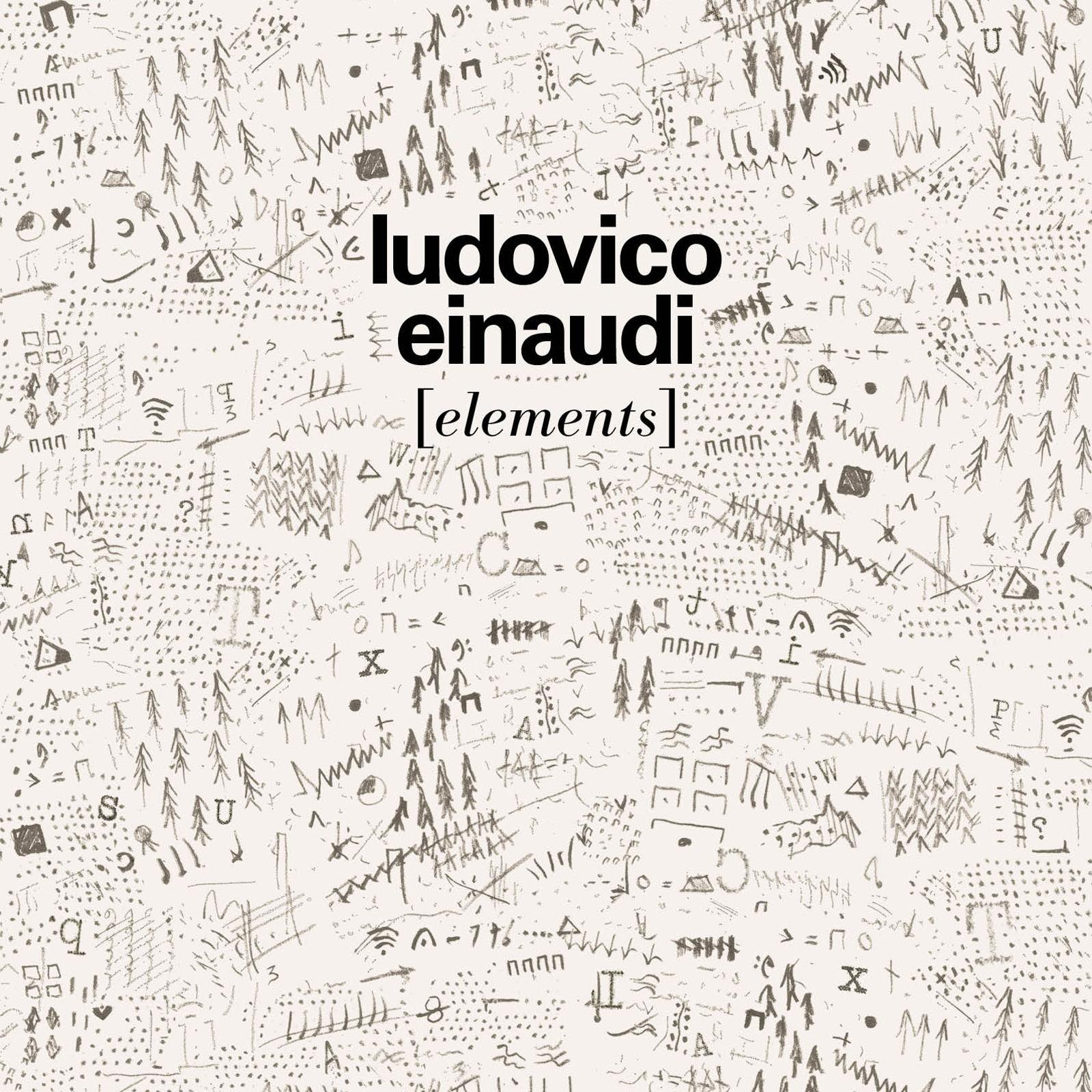 Ludovico Einaudi Elements cover