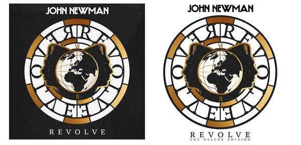 john newman cd