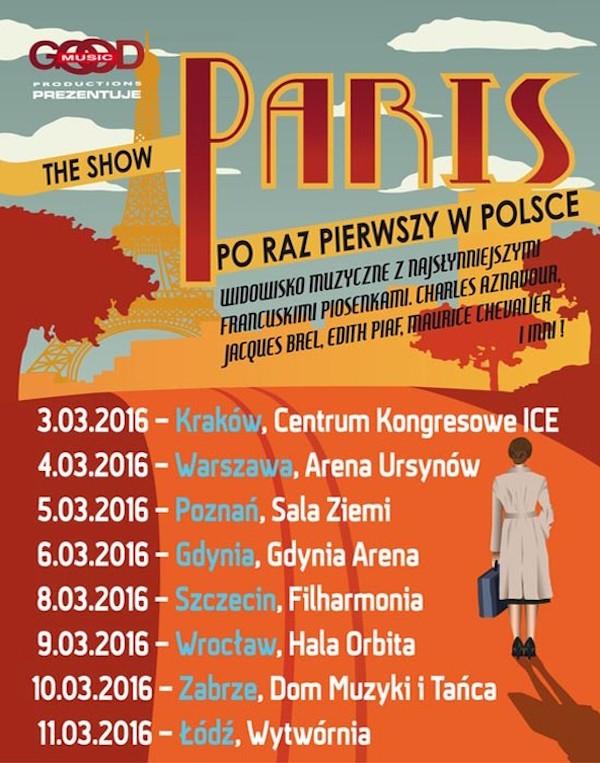 Paris The Show