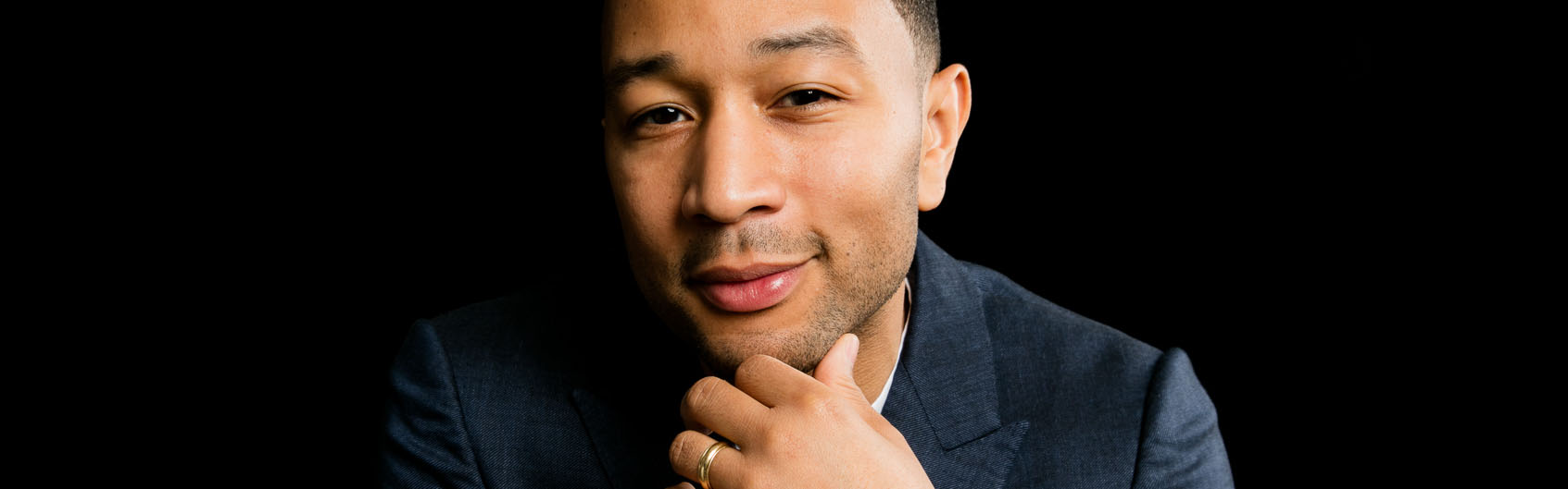 John Legend Photos by Gino DePinto, AOL