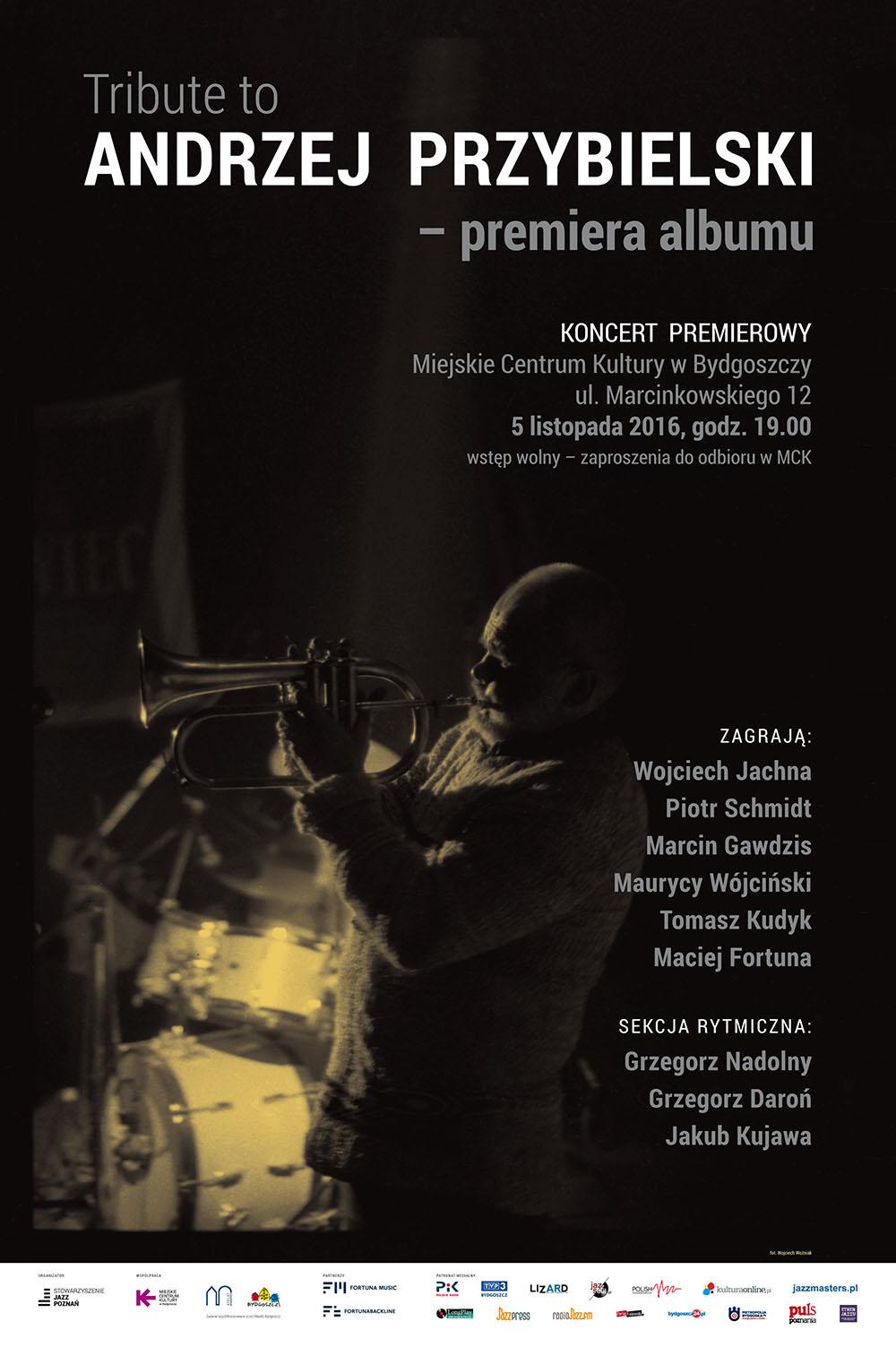 tribute-to-andrzej-przybielski-plakat