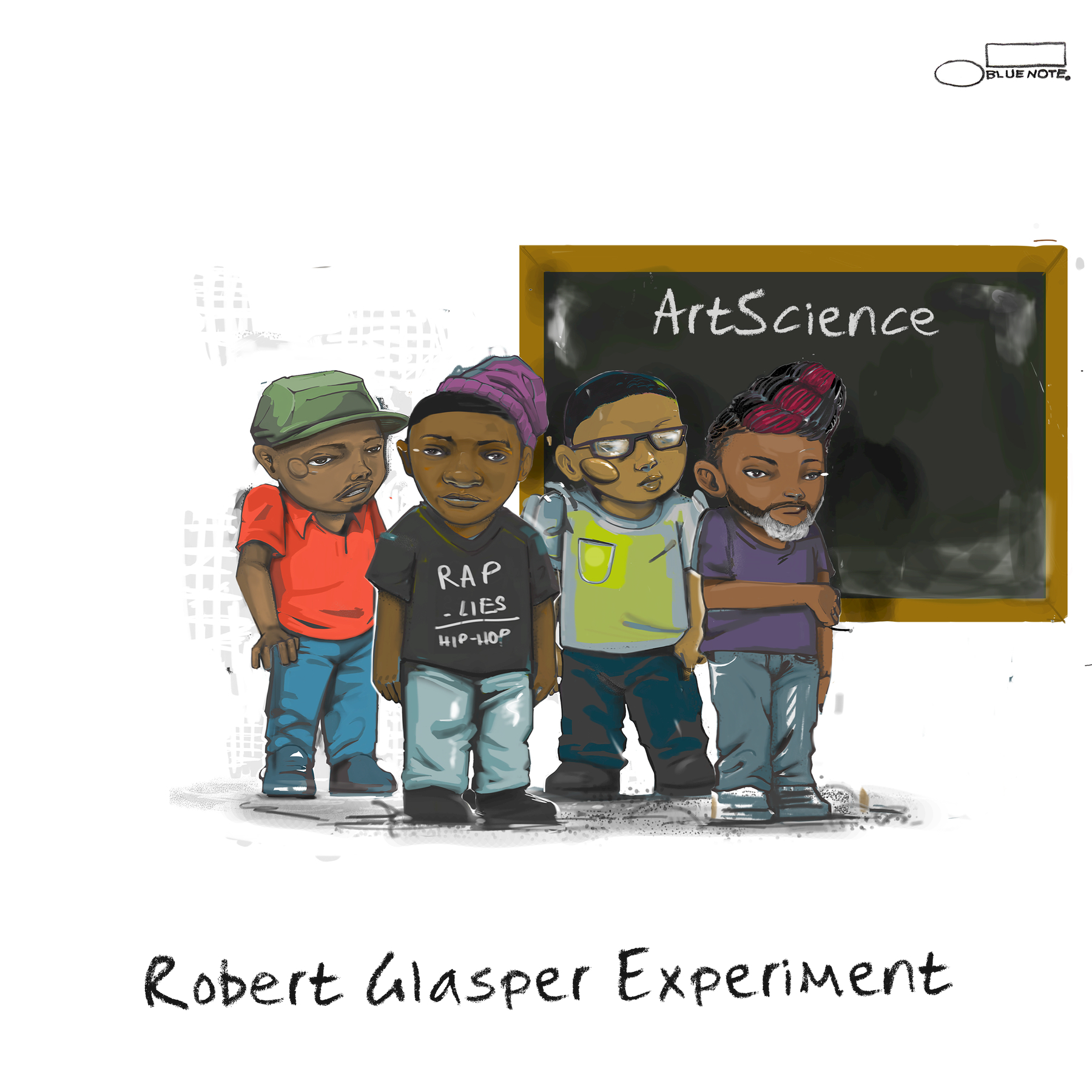 "Robert Glasper Experiment ""ArtScience"""
