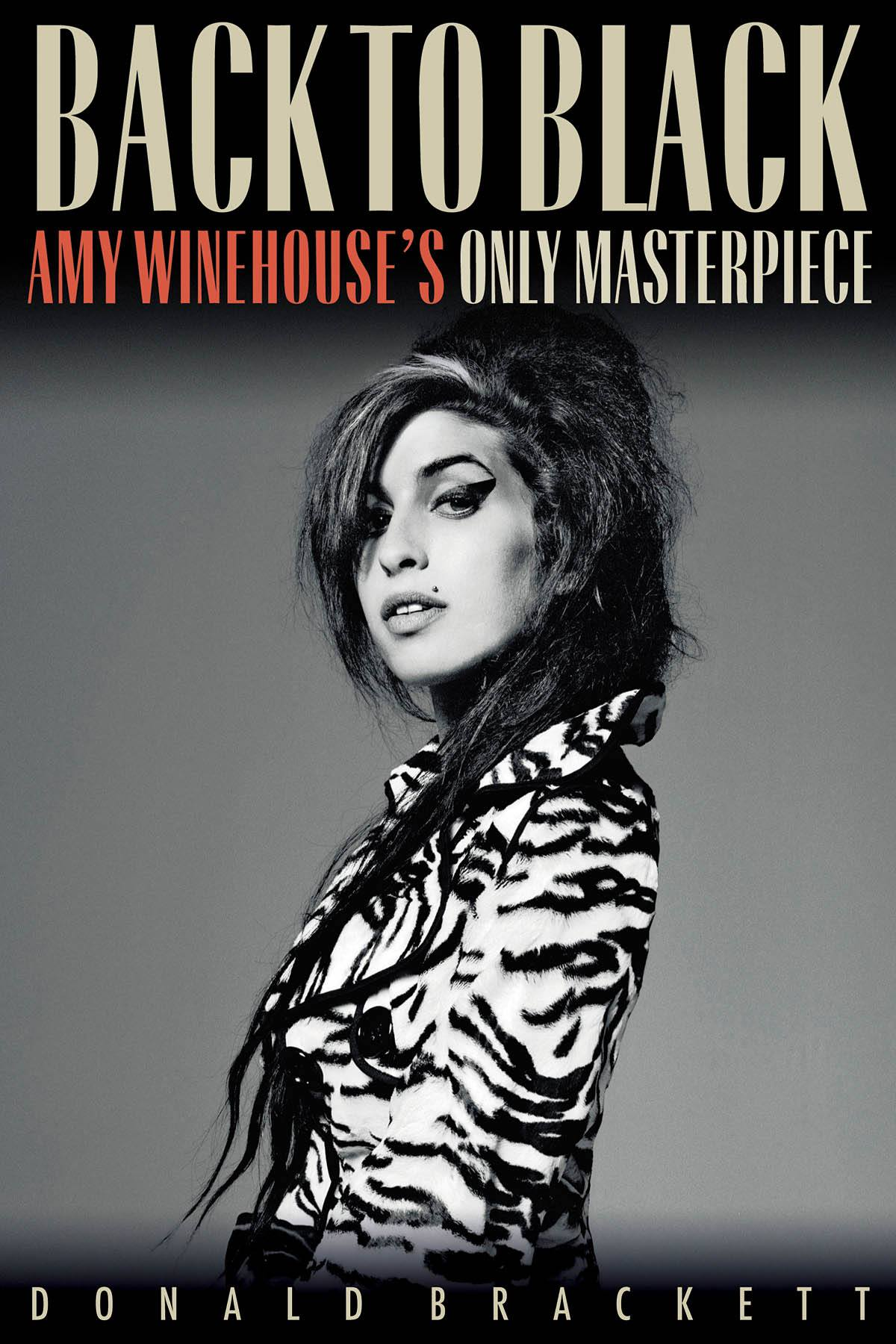 Back to Black Amy Winehose's only Masterpiece copy