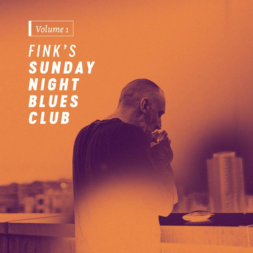 Fink's Sunday Night Blues Club PACKSHOTa