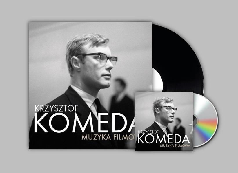 Komeda winyl cd