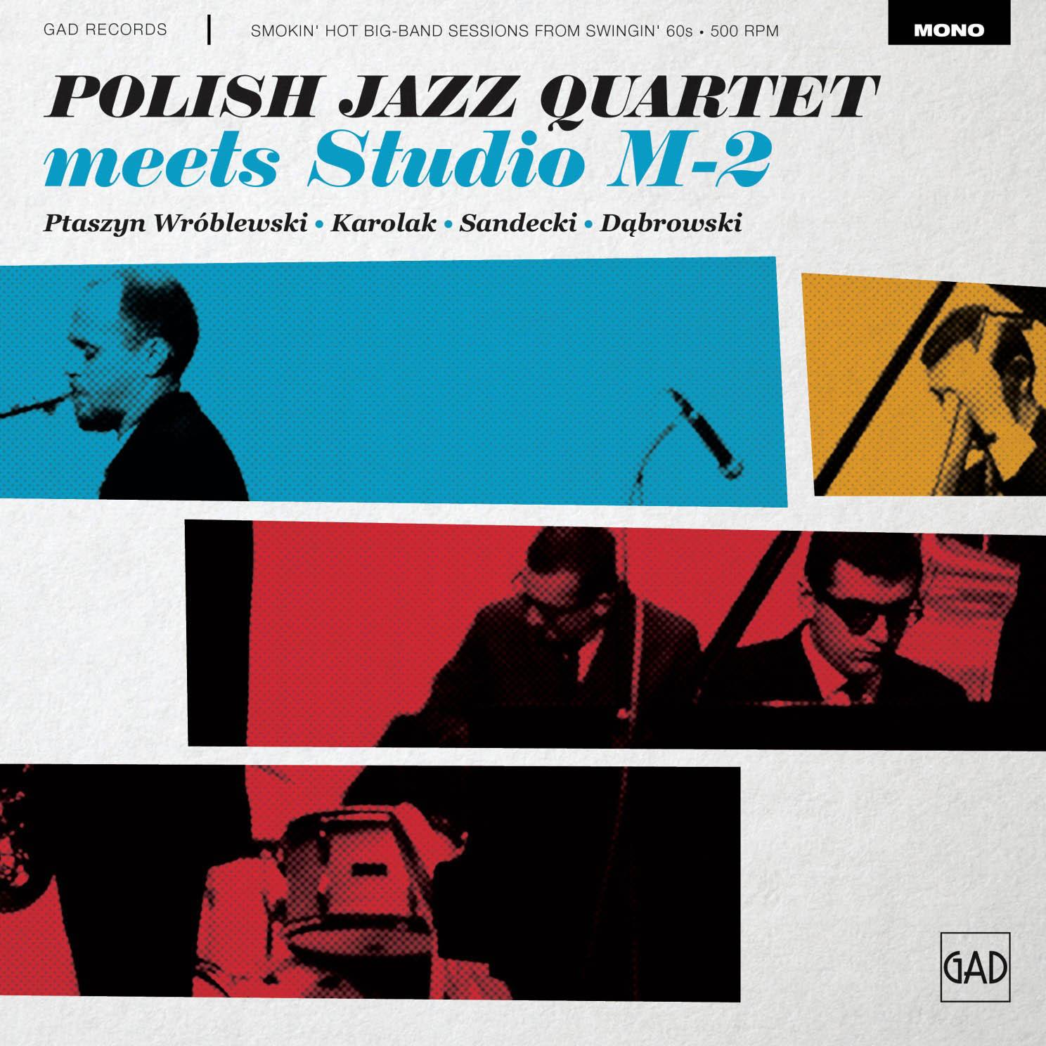 Polish Jazz Quartet - Polish Jazz Quartet Meets Studio M-2