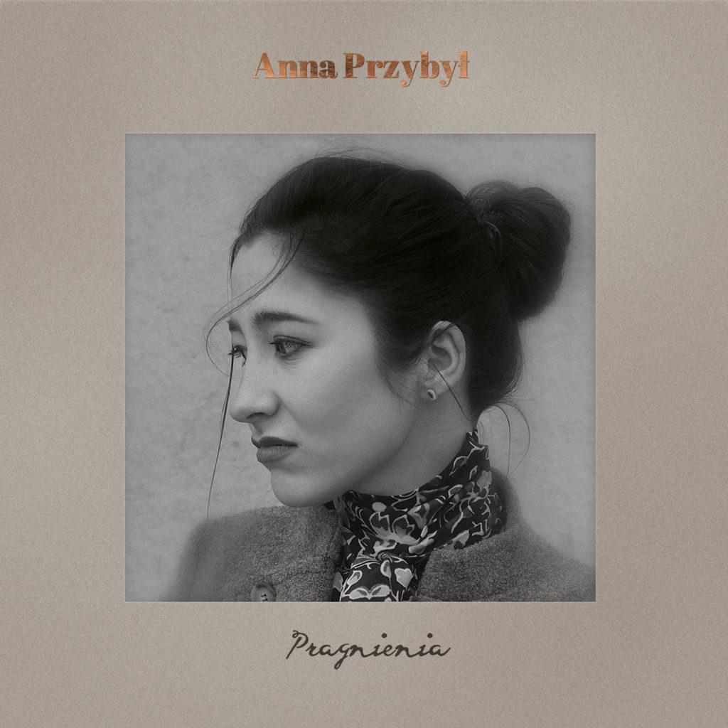 Anna Przybyl Pragnienia cover