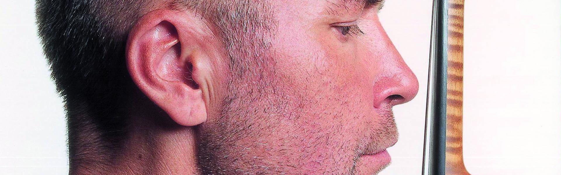 Nigel Kennedy - Head Shot - RANKIN HI RES 2