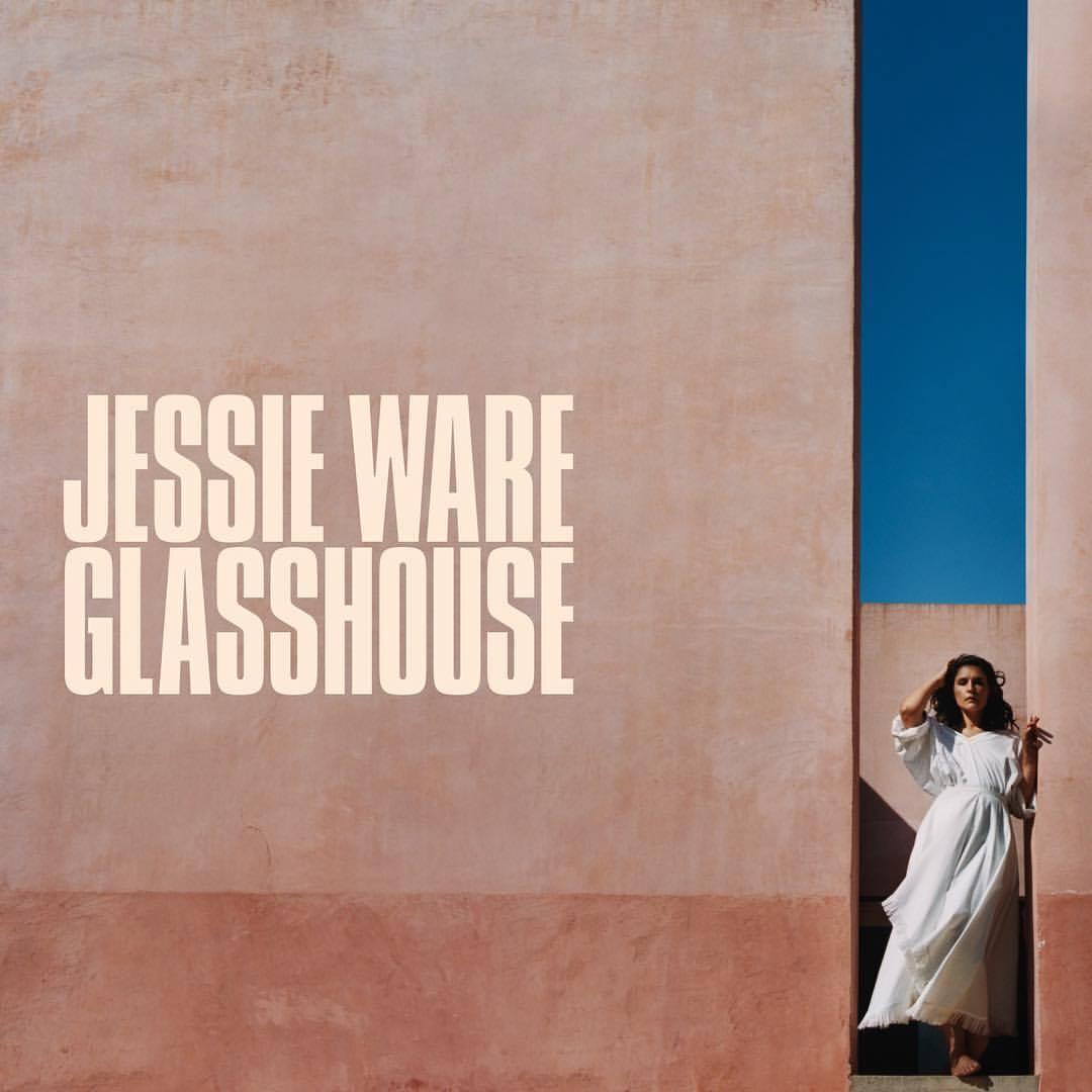 Jessie Ware Glasshouse cover