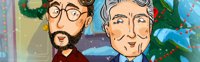 Josh Groban & Tony Bennett Christmas Time Is Here