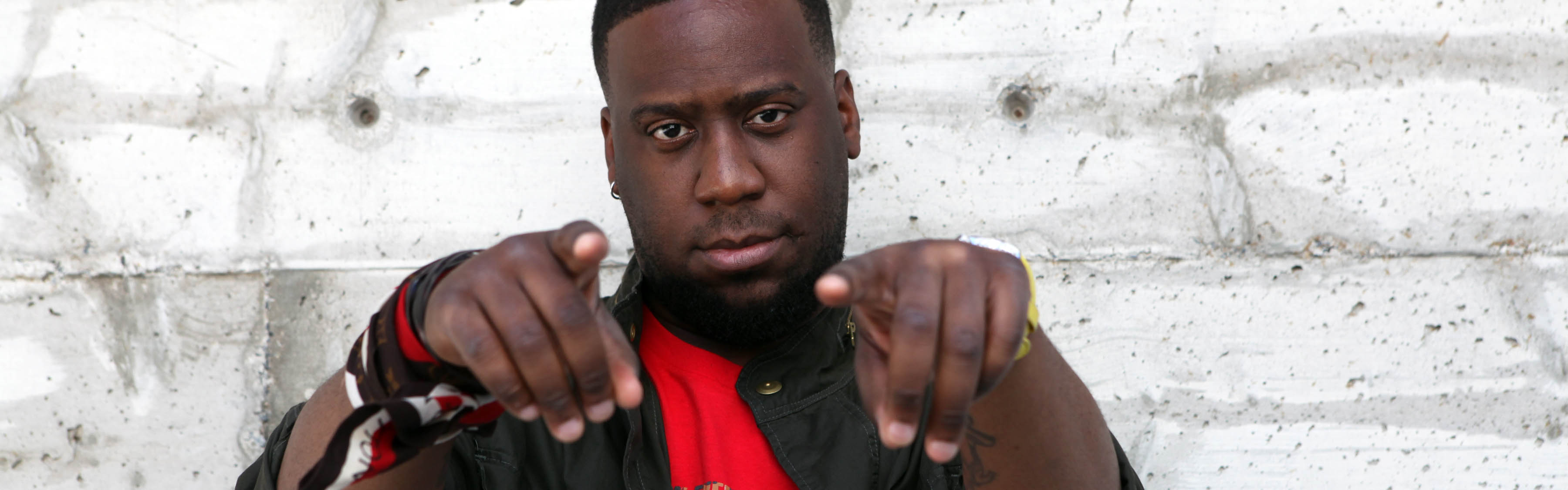 Robert Glasper by Janette Beckman