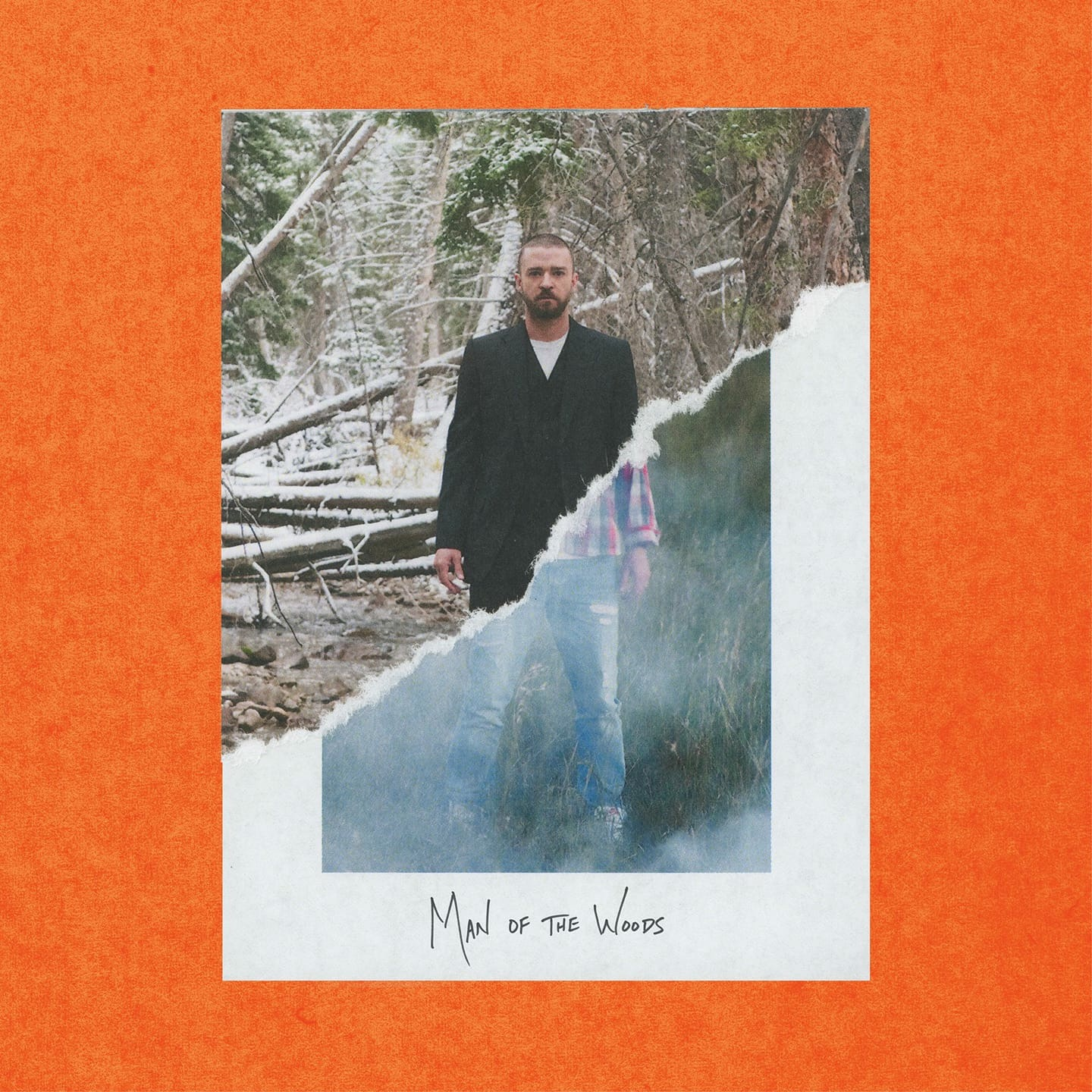 justin timberlake Man of the Woods cover