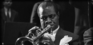 Verve Records Louis Armstrong