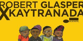 Robert Glasper x Kaytranada_TheArtScienceRemixes_cover