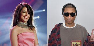 Camila Cabello i Pharrell