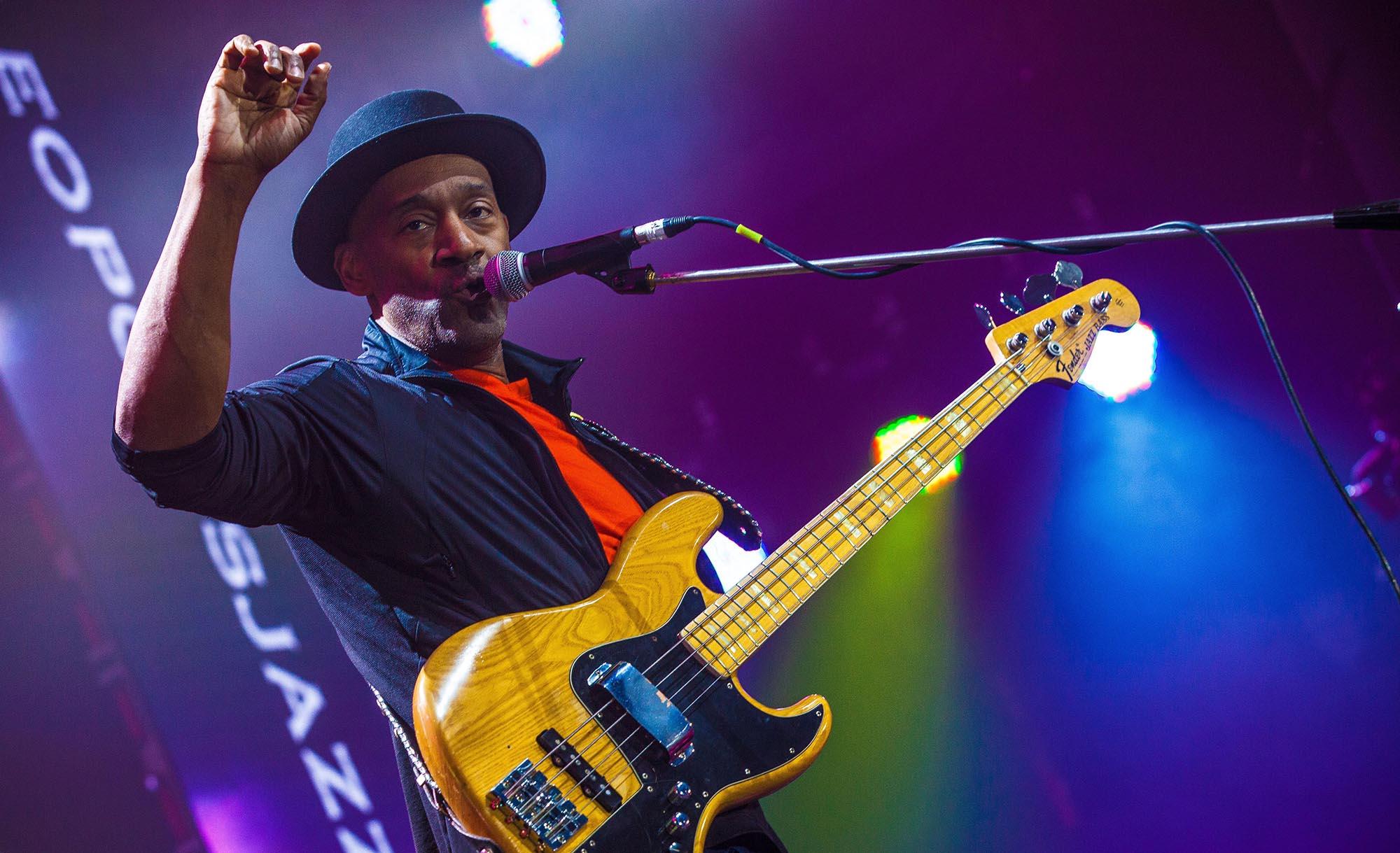 Marcus Miller fot. Andrew Olifirenko