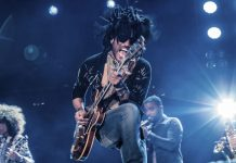 Lenny Kravitz Raise Vibration Tour