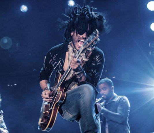 Lenny Kravitz Raise Vibration Tour