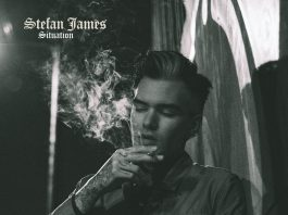 Stefan James Situation_cover