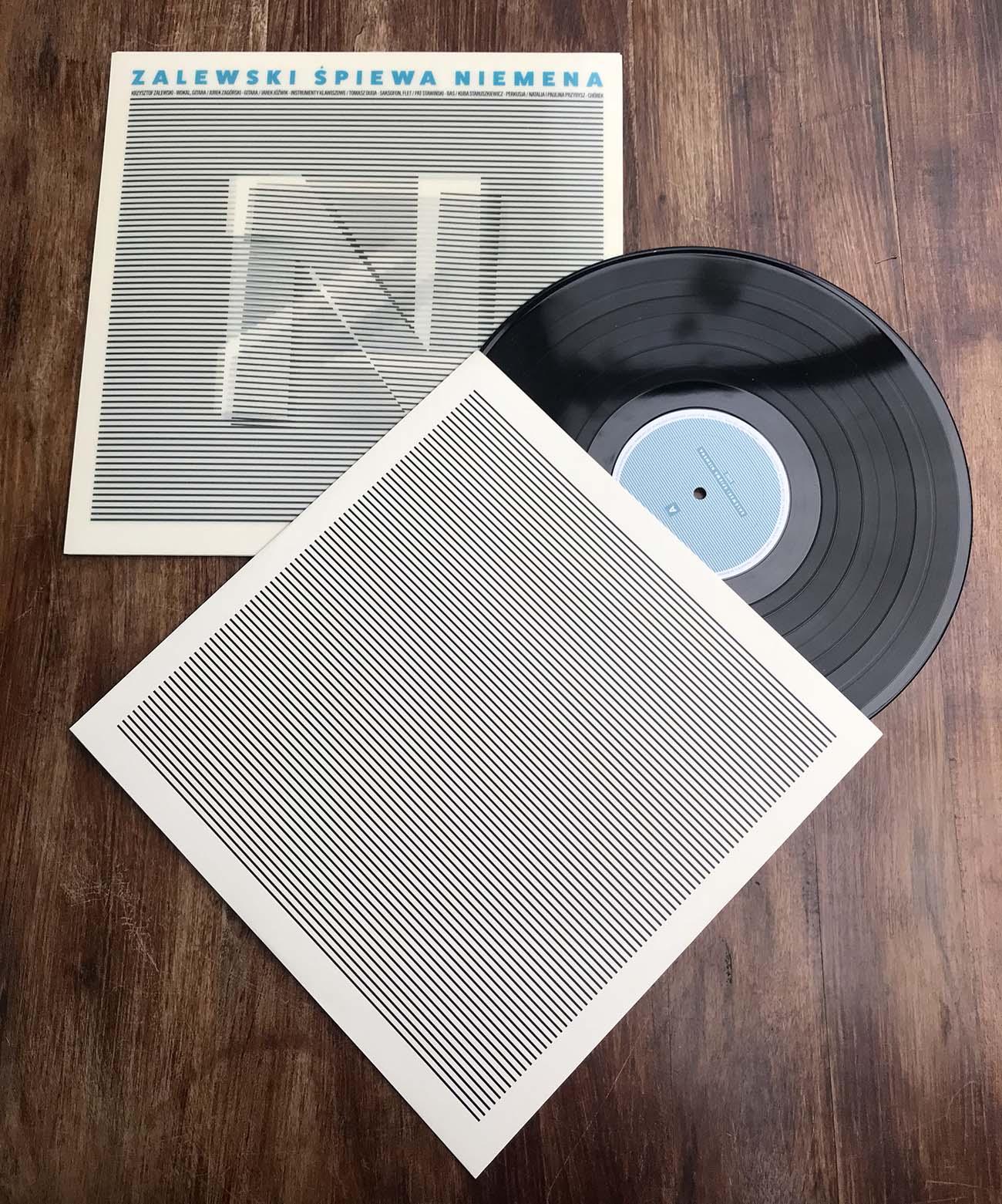 zalewski spiewa niemena vinyl