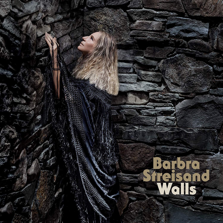 Barbra Streisand Walls cover