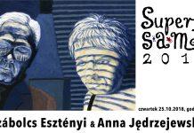 Szábolcs Esztényi i Anna Jędrzejewska