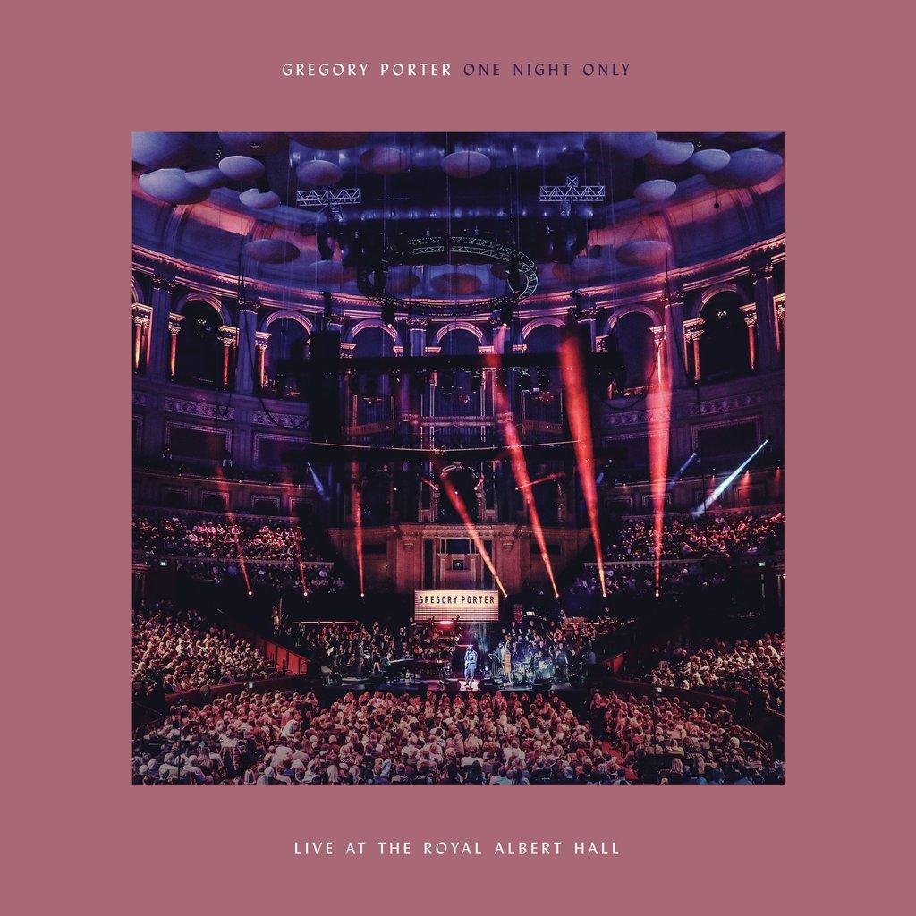 gregory porter Live At The Royal Albert Hall