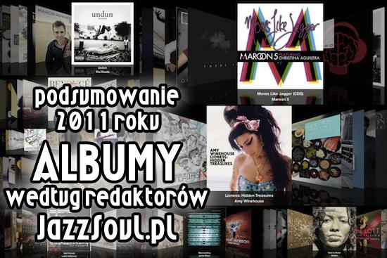 podsumowanie 2011 albumy