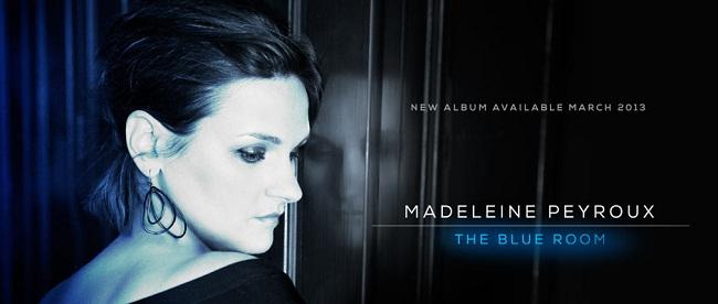 "Madeleine Peyroux ""The Blue Room"""