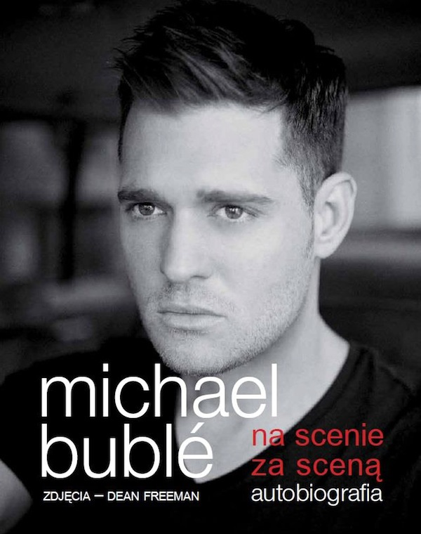 michael buble autobiografia okladka