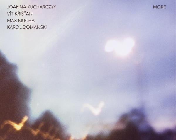 joanna kucharczyk quartet-more cover